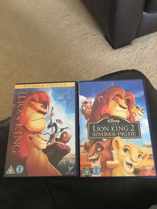 The Lion King films