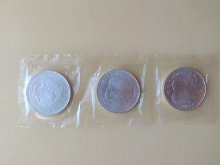 Moneda de Plata 12€ Felipe y Leticia