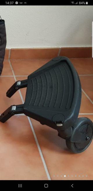 Patinete para silla/ coche peg perego