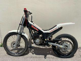 Moto trial beta infantil mini