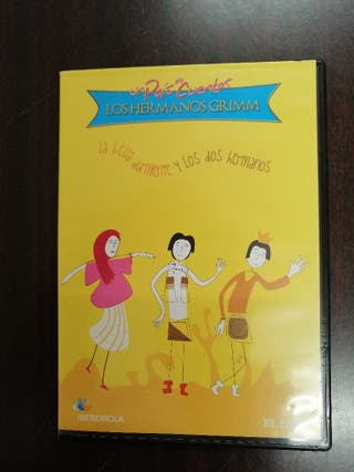 La bella durmiente + Los dos hermanos DVD