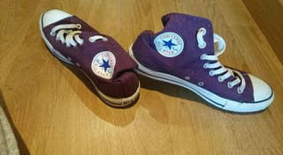 Zapatillas altas Converse all star