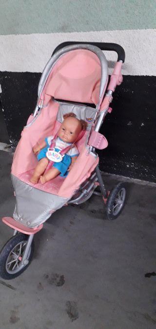 Sillita Baby Born