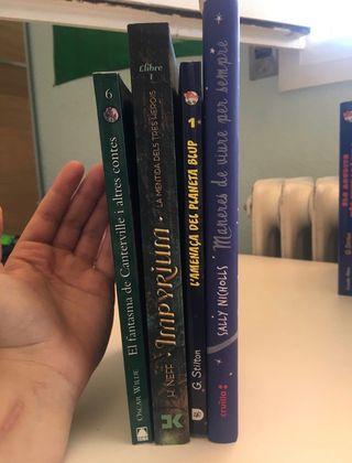 Juveniles/infantiles libros
