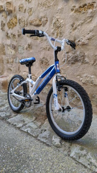 """Bicicleta Monty BMX 18"""""""