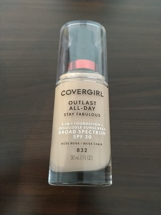 Base Maquillaje Covergirl