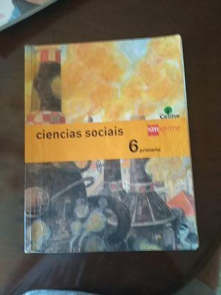 libro de ciencias sociales 6 primaria