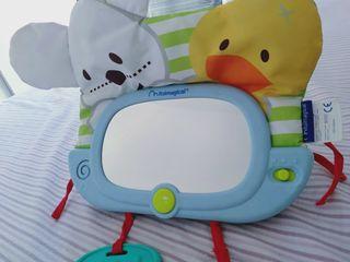 Juguetes bebé con luces y sonidos