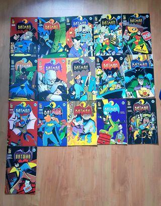 Las aventuras de Batman - 16 comics