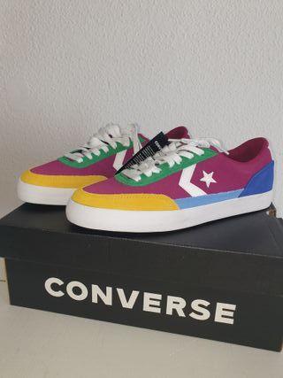 zapatillas converse multicolor