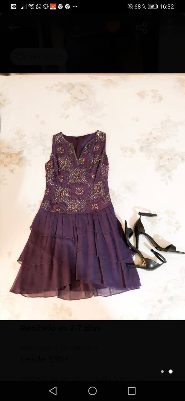vestido Lío de Faldas
