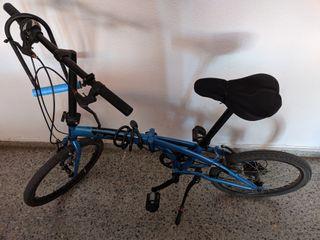 Bicicleta plegable Berg Urban Easy10 Crosstown