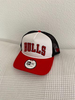 "Gorra Chicago Bulls ""New Era"""