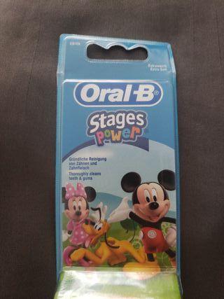 RECAMBIOS ORAL B INFANTIL