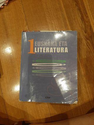 Euskara eta literatura 1 Batxi