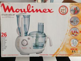 Licuadora / Batidora Moulinex, robot de cocina