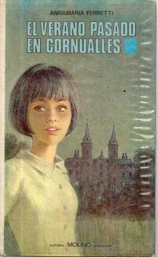 LIBRO EL VERANO PASADO EN CORNUALLES DE ANNA MARIA