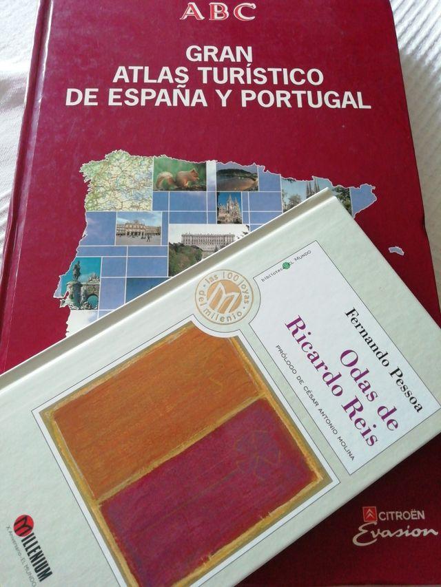 España Portugal por carretera Odas de Ricardo Reis