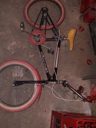 BMX Campeón 2 bici bicicleta antigua modelo Orbea