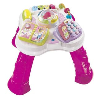 Juguete Interactivo para Bebés Mesita Parlanchina