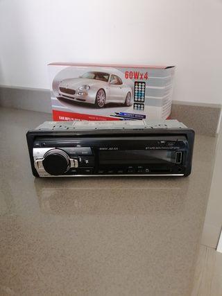 Reproductor mp3 coche universal