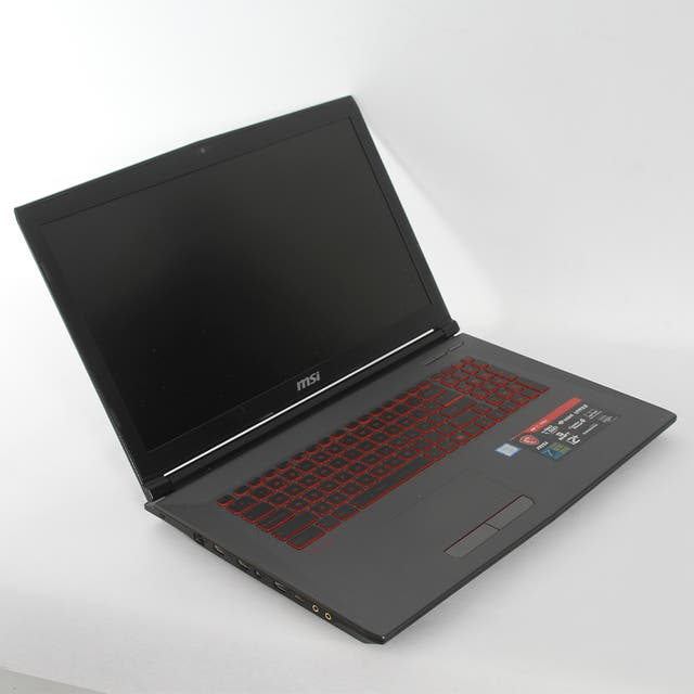 MSI GV72PRO I7-7700HQ/8GB/256+1TB/10504GB E340092