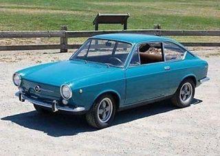 Fiat seat 850 coupe despiece
