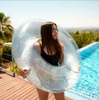 Flotador Hinchable para piscina