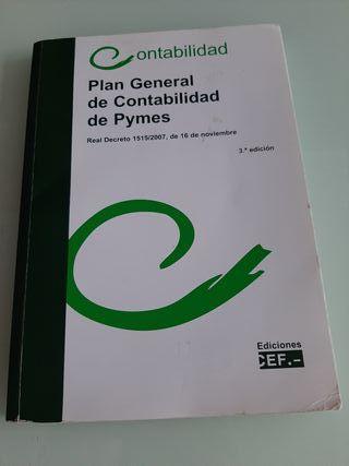 Plan General de Contabilidad de Pymes 3a edición