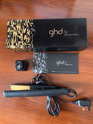 Plancha GHD IV