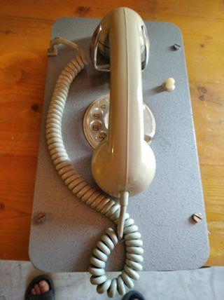 Teléfono artesano original