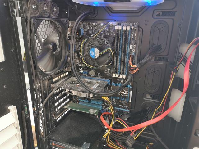 Rebajado! PC Gaming i7 32GB DDR 2xSSD 240GB 1xHD 3