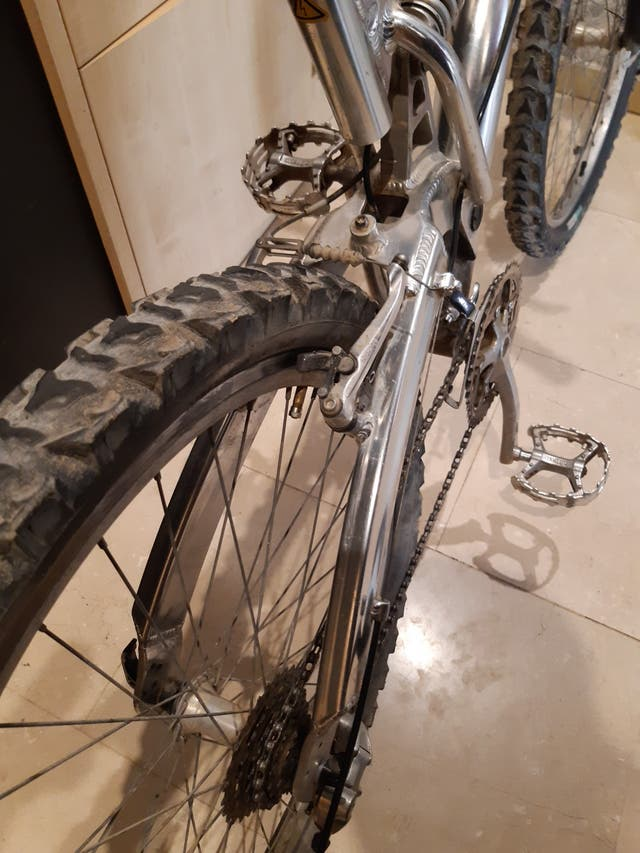 bicicleta de montaña mtb