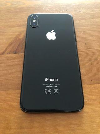 Chasis original iphone x space gray