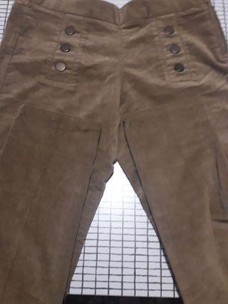 pantalones para niñas talla Zara 13/14 años nuevos