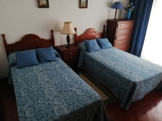 Conjunto dormitorio camas gemelas