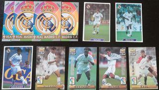 Lote cromos Real Madrid