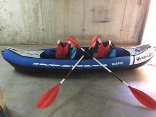 Kayak hinchable SEVYLOR DECATHLON
