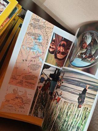 Coleccion de libros National Geographic