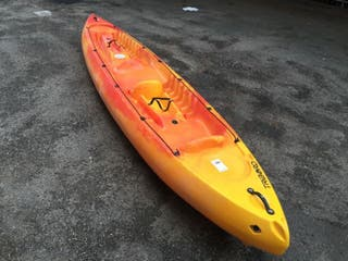 Kayak Tribord rtm rk500 2 + 1 plazas
