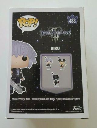 Riku. Funko Pop