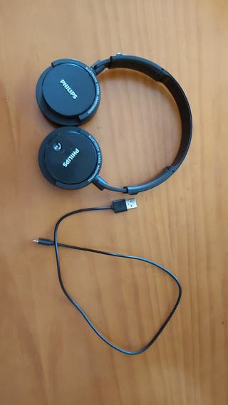 Philips SHB5500 Auriculares Estéreo Bluetooth