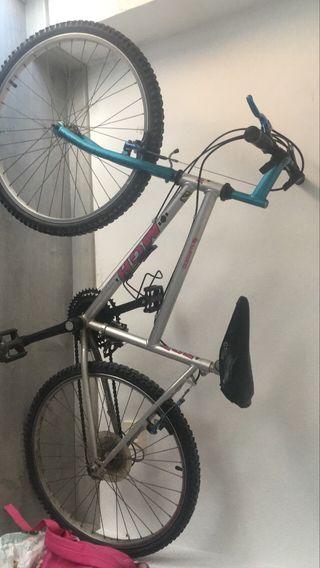 Bicicleta shimano niña