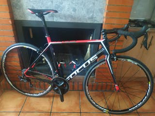 bici carretera Focus cayo carbon ultegra/105