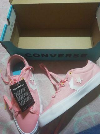 Zapatillas Converse chica