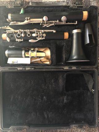 Clarinete artley negro
