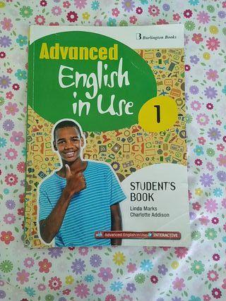 libro inglés 1 eso Burlington