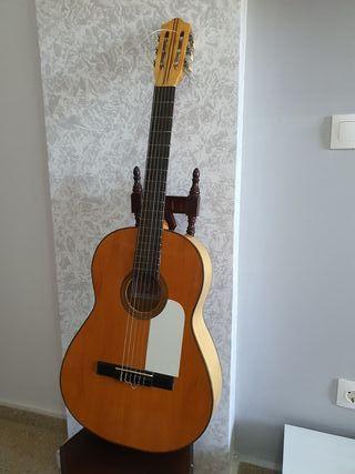 guitarra antigua marca roca (valenciana)