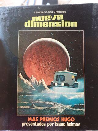 Colección libros Nueva dimensión