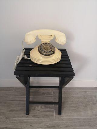 Reproducción teléfono antiguo